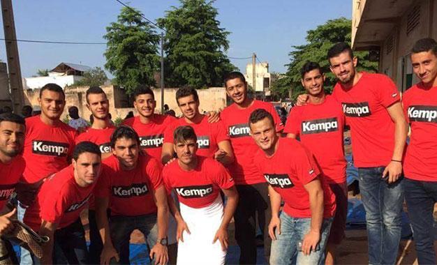 Mondial juniors de handball : La Tunisie vise le dernier carré Selection-Tunisie-Hand-Junior