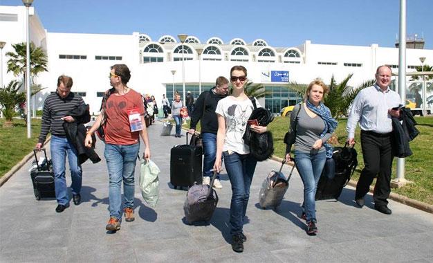 Tourisme: Retour des vacanciers britanniques Touristes-russes
