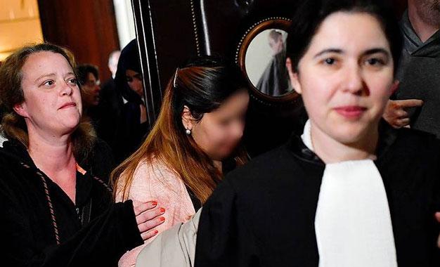 Belgique : Des Tunisiennes réduites en esclavage par des princesses du Golfe Servantes-esclavage-Belgique