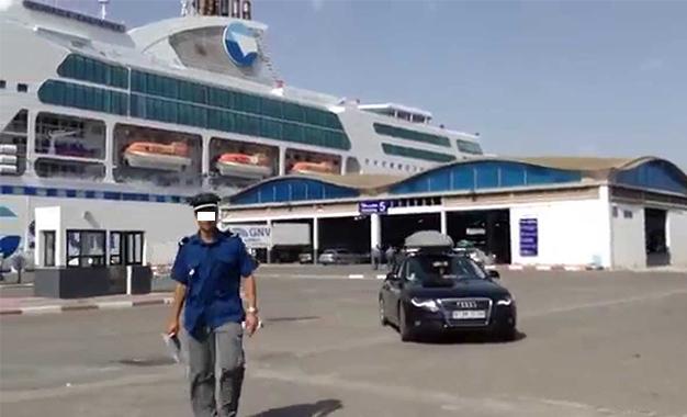 Port de la Goulette : Une dame accuse un douanier de racket Douane-Tunisie