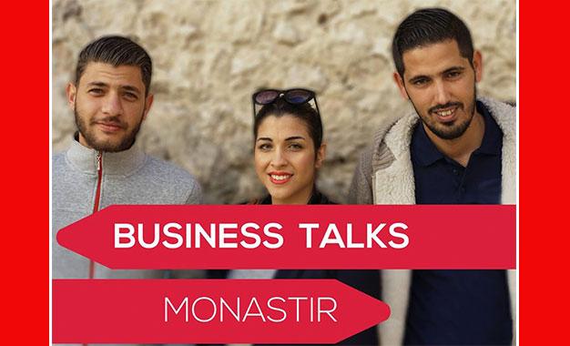 Monastir : Business Talks sur le ''E-commerce, expériences pratiques'' Business-Talks-Monastir
