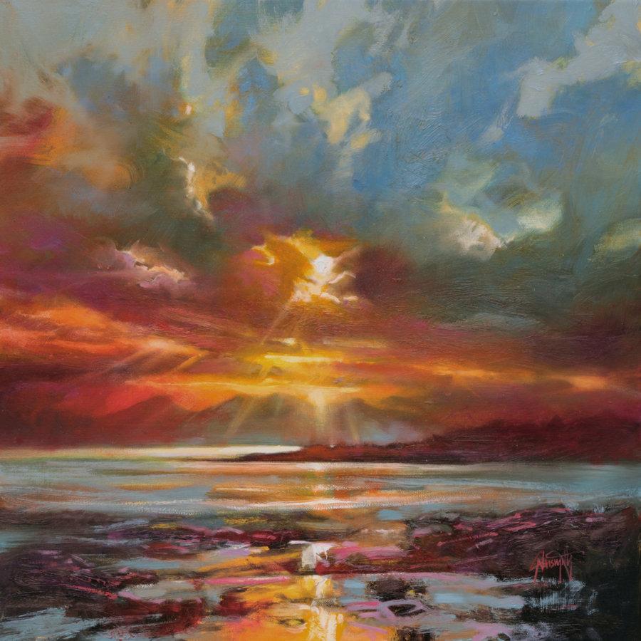Цветотерапия в живописи... Scott-Naismith-12