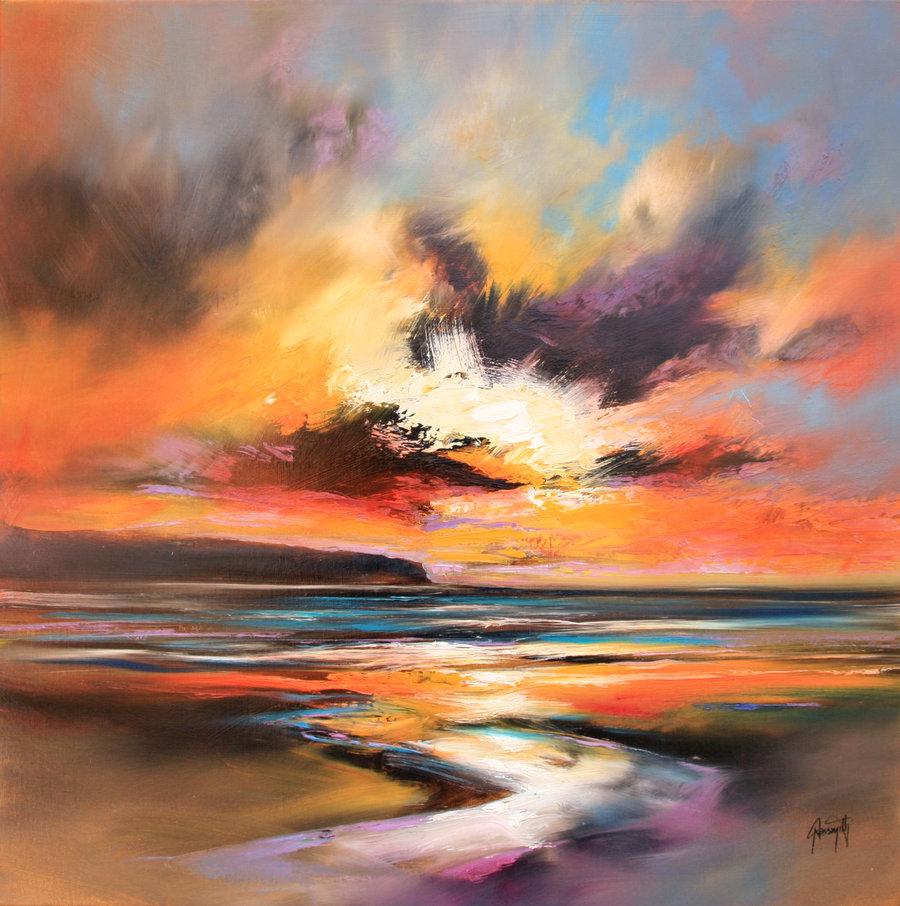 Цветотерапия в живописи... Scott-Naismith-13