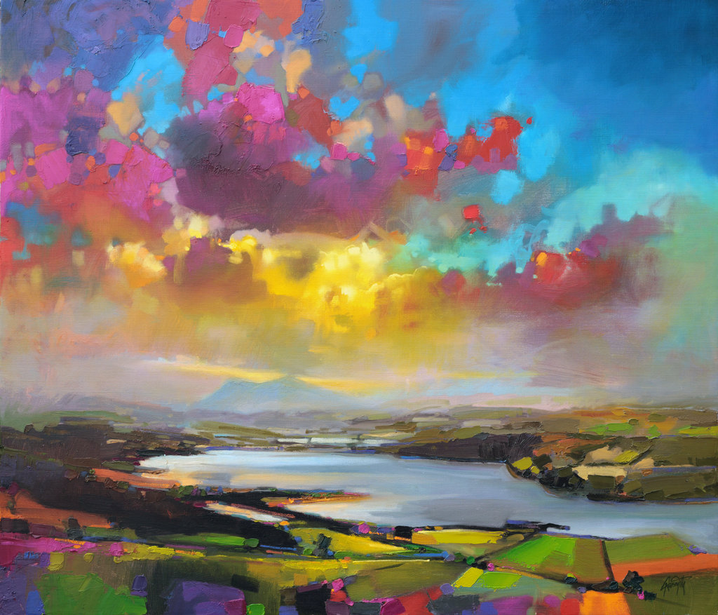 Цветотерапия в живописи... Scott-Naismith-8