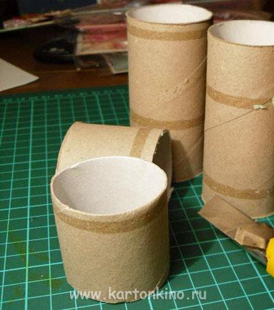Упаковки и подставки Пасхальные Egg-flower-01