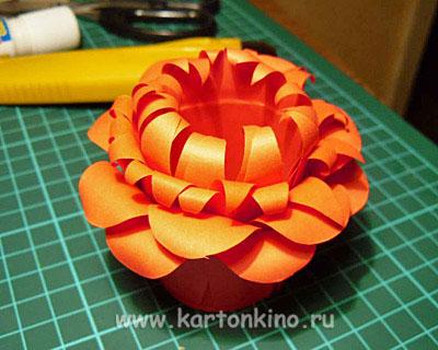 Упаковки и подставки Пасхальные Egg-flower-06