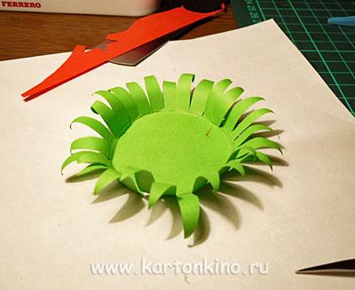 Упаковки и подставки Пасхальные Egg-flower-08