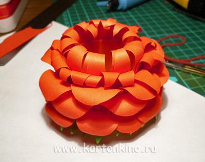 Упаковки и подставки Пасхальные Egg-flower-09