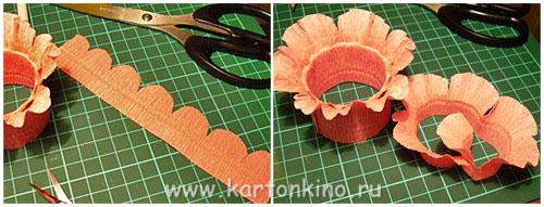 Упаковки и подставки Пасхальные Egg-flower-14