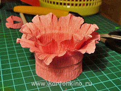 Упаковки и подставки Пасхальные Egg-flower-15