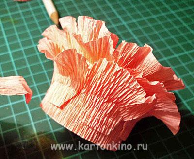 Упаковки и подставки Пасхальные Egg-flower-17