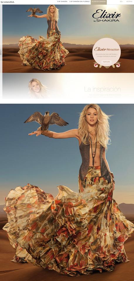 Fragancias de Shakira » Nueva: Love Rock! - Página 2 Elixir-by-shakira