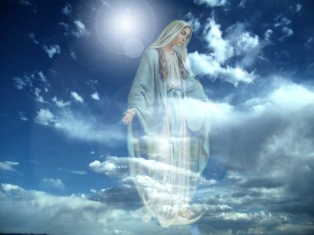 Retour/Découvrir Marie/En 43 citations réflexions avec le site du Vatican/ Ave_Maria