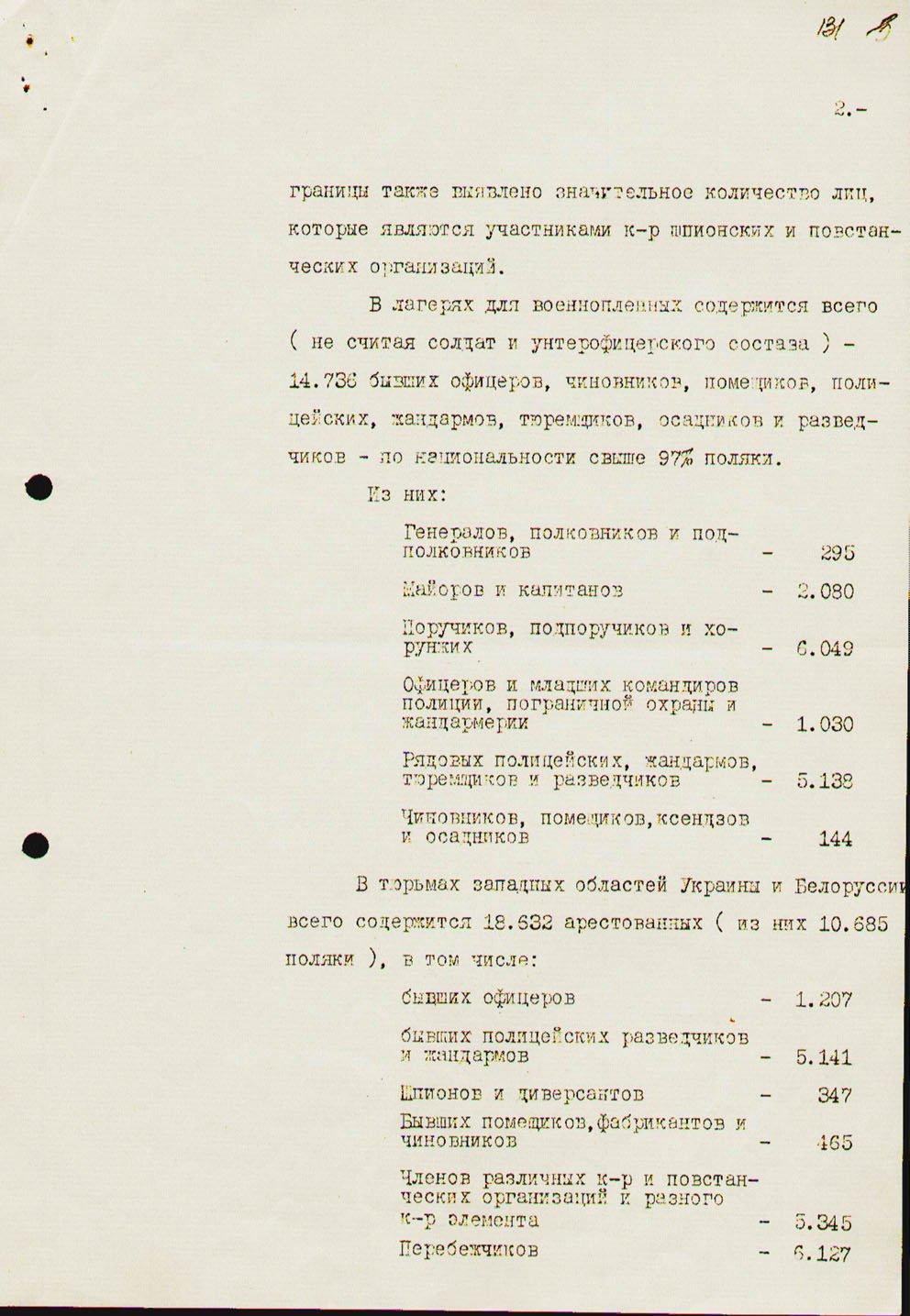 Записка Берии от 5 (?) марта 1940 F17op166d621l131