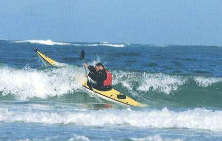 le jeu sans fin.... Kayak-mer