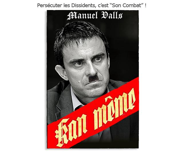 valls et pol pot Valls-kampf