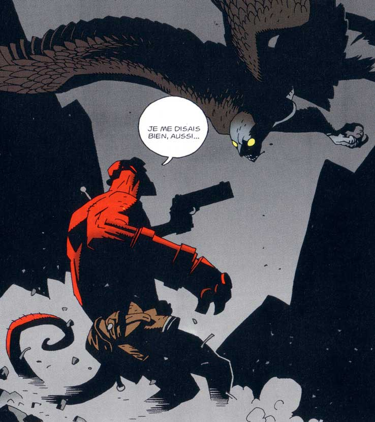 HELLBOY Hellboy2