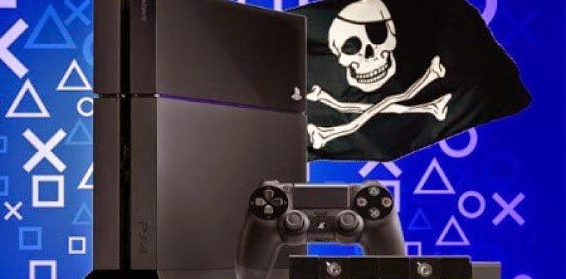 ما هي قرصنة ألعاب الفيديو Sony-ps4-crack-e1432125456248-810x400