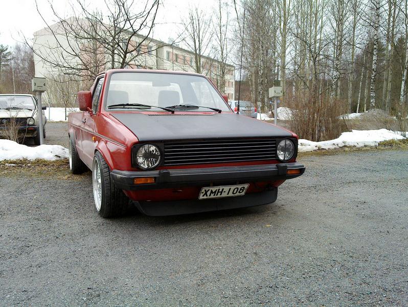 VW Caddy Mk1 _small