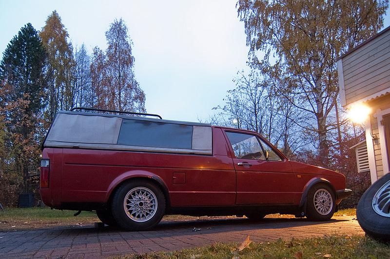 VW Caddy Mk1 - Sivu 3 _small