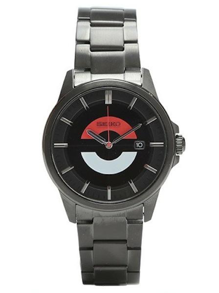 Đồng hồ lấy cảm hứng từ pokemon ra mắt 4-1b966
