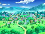 Floccessy Town