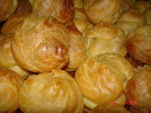 Bánh Choux ( hay gọi là bánh su ấy) Dsc01789
