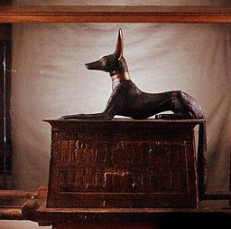 MYTHOLOGIE EGYPTIENNE Anubis1