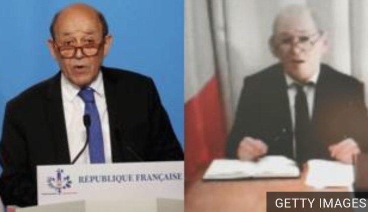 Un escroc franco-israélien se faisant passer pour Jean-Yves Le Drian lorsqu'il était ministre de la Défense a accumulé plus de 80 millions €… Un-escroc-franco-israelien-se-faisant-passer-pour-jean-yves-le-drian