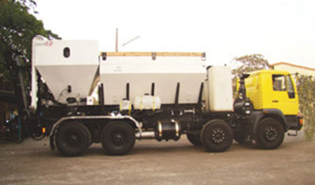 betoniere autobetoniere pompe calcestruzzo Mobile-Batching-Plan
