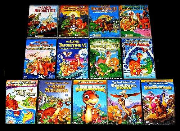 Le Petit Dinosaure et la Vallée des Merveilles [Lucasfilm - 1988] - Page 2 8wim