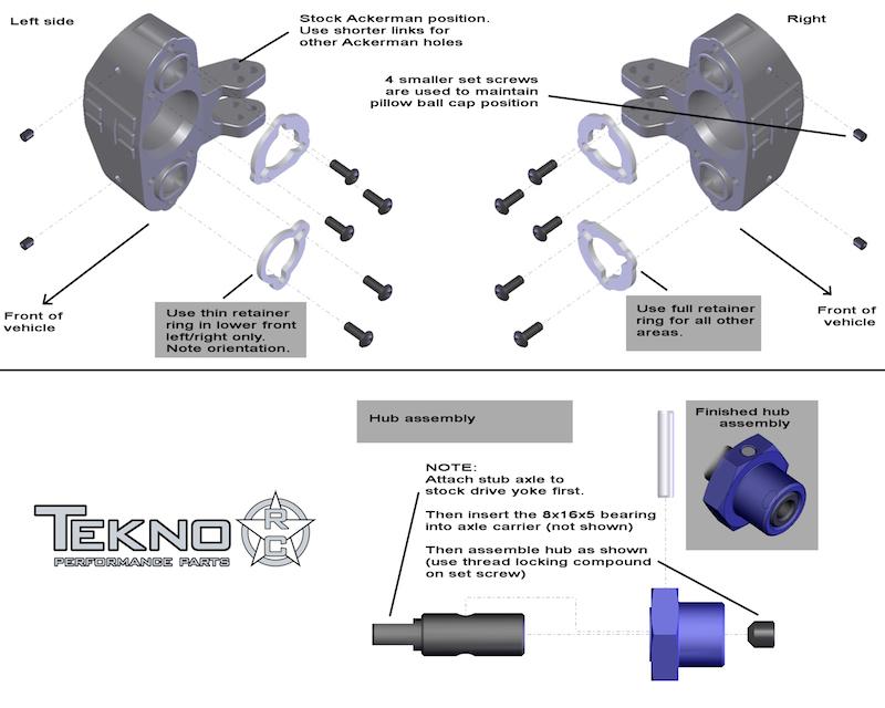 Notice Porte-Fusée TKR1014 TKR1014_instructions