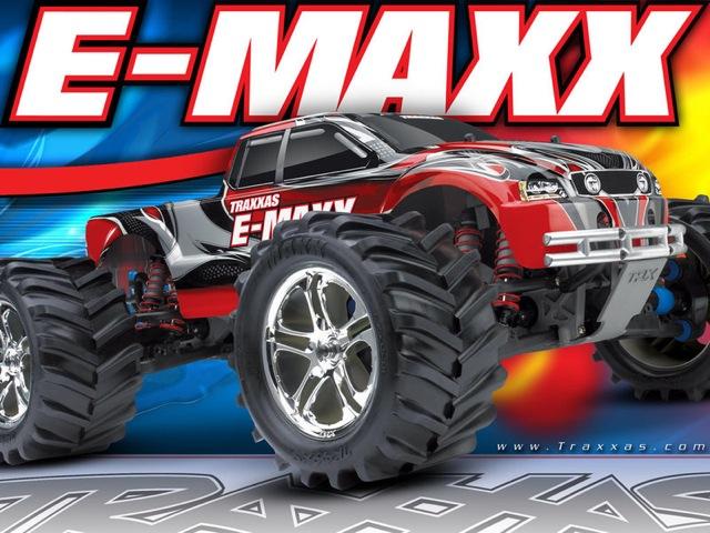 New E-Maxx Emaxx031024x768fr4