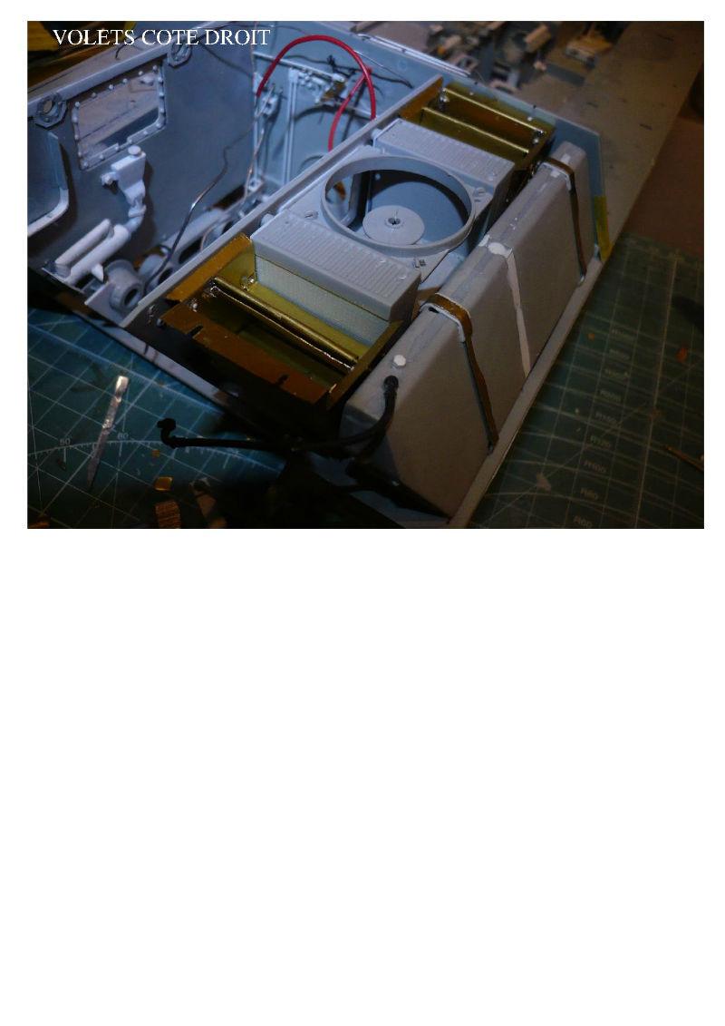 182 King Tiger 2 in 1 - TRUMPETER 00910 - 1/16ème - Page 4 Volets-de-ventilation-droit