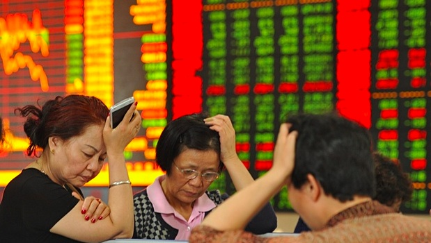 China's Meltdown And Contagion Now Spreading As Central Planners Prepare For Global Economic Chaos King-World-News-Greece-Caves-But-Whats-Happening-In-China-Will-Reverberate-Around-The-World