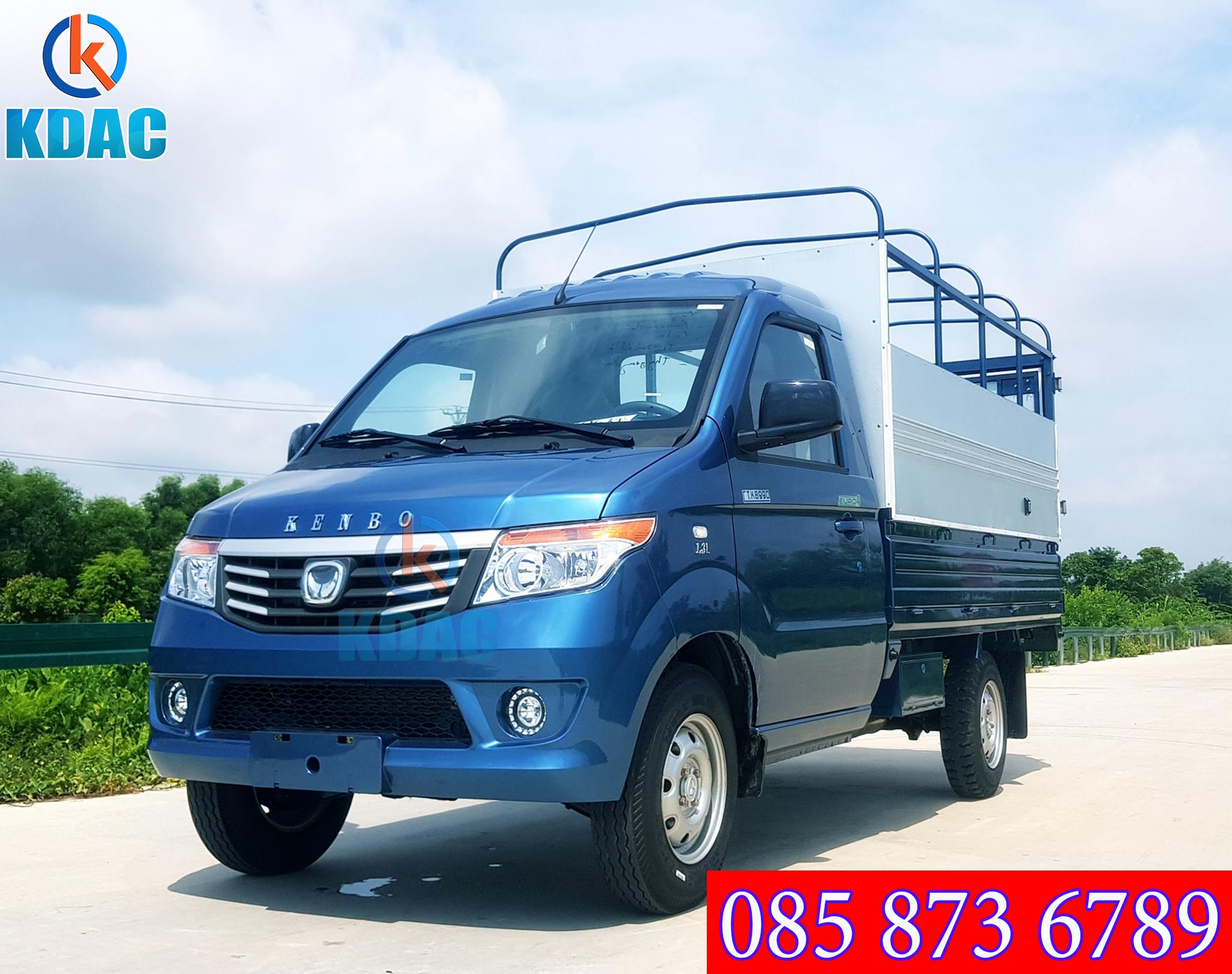 Chợ ôtô: Ô Tô Á Châu - Cần bán xe tải kenbo giá tốt Hà Nội Cty-2