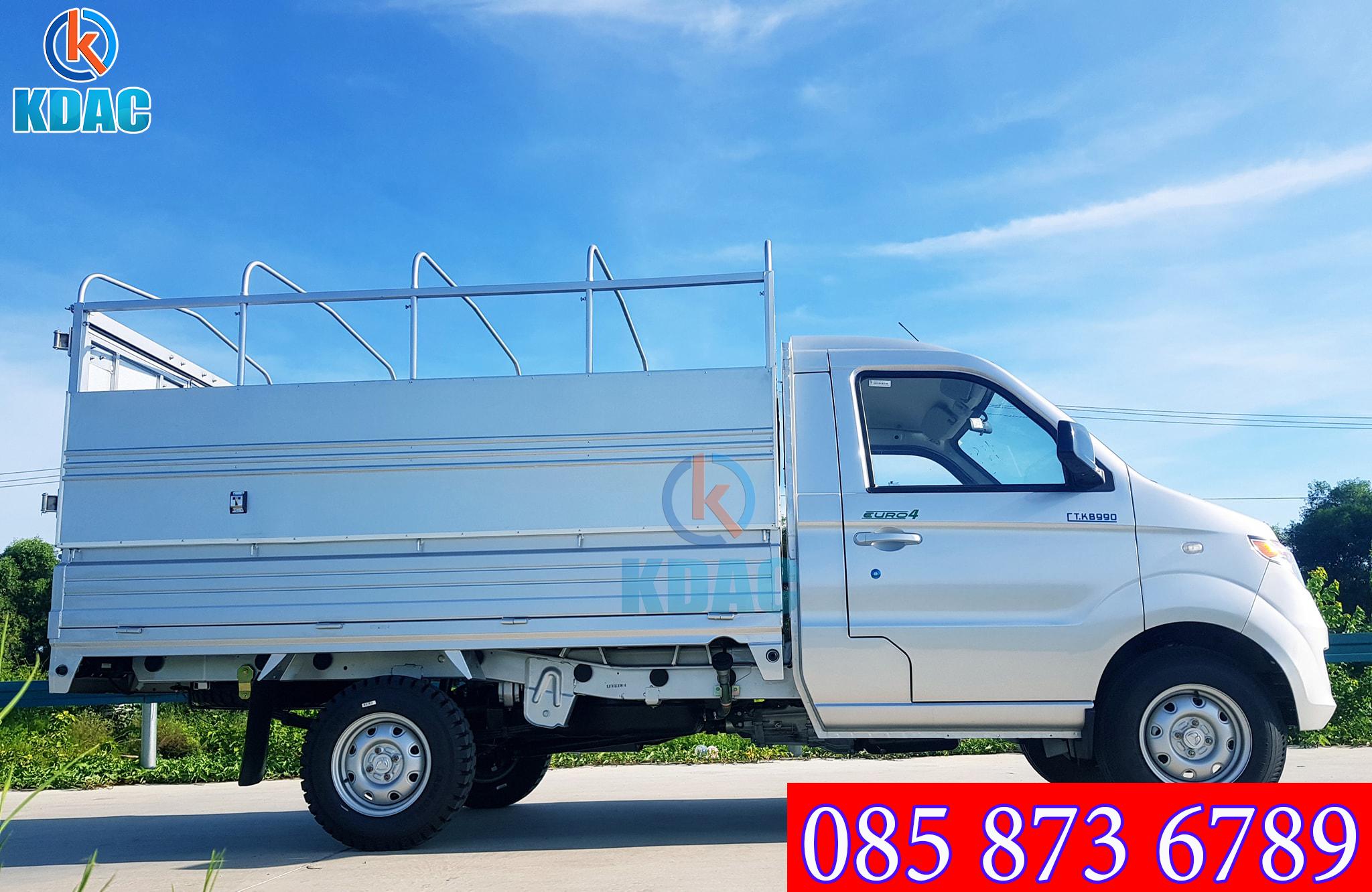 Chợ ôtô: Ô Tô Á Châu - Cần bán xe tải kenbo giá tốt Hà Nội Cty-9