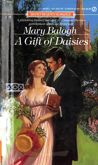 "Мэри Бэлоу""Ромашки в подарок""/""A gift of daisies""Mary Balogh 05424891"