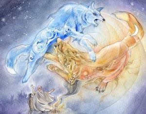 О двух волках Pritcha-o-dvuh-volkah