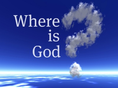 Where the Hell is God? Where-is-god
