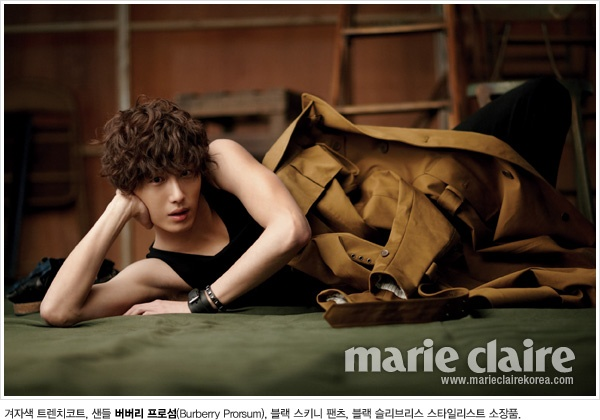 """Jung Il Woo posa para """"Singles"""" y """"Marie Claire"""" Bc699dd55db27d991be983fb380a90bd_large"""
