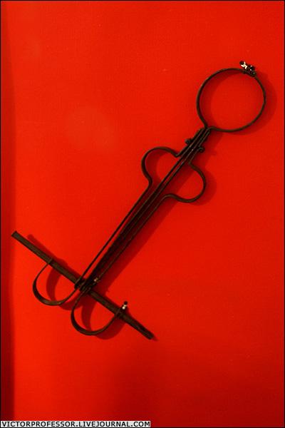 Орудия средневековых пыток 003