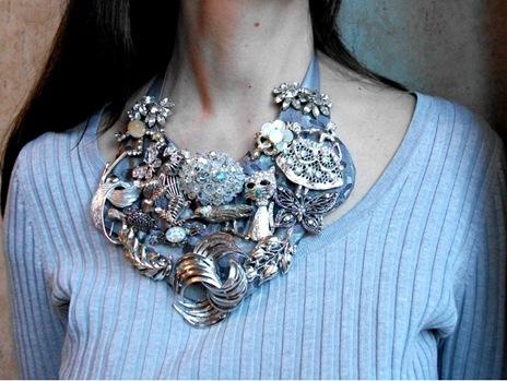 Ожерелья из ненужных украшений. Tayra20100110_144919_thumb