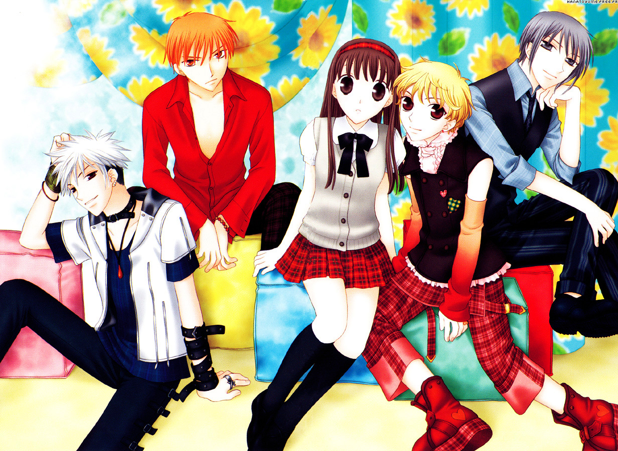 [MANGA/ANIME/REMAKE] Fruits Basket / Fruits Basket (2019) Fruitsbasketco-12