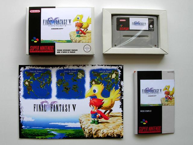 La collect de koga Final_Fantasy_V_Boite_1