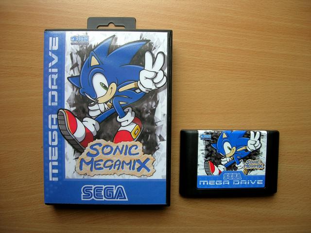 La collect de koga Sonic_MegamiX