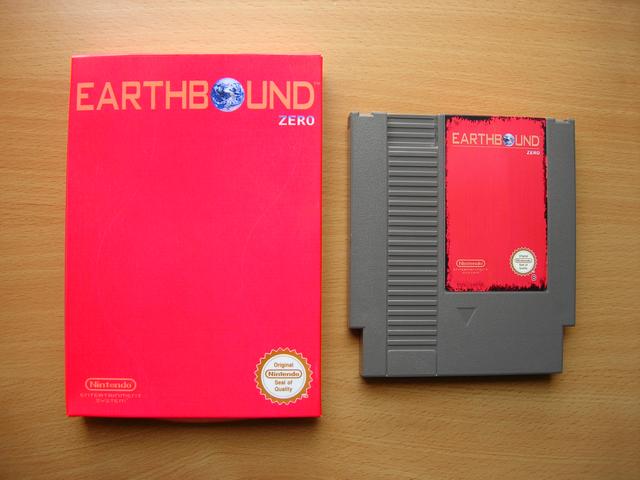 La collect de koga Earthbound_Zero_Boite_1