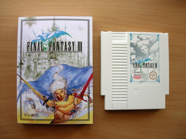 La collect de koga Final_Fantasy_III_Boite_1