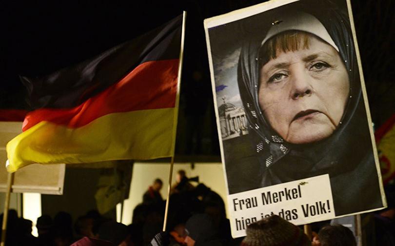 Затмение раком - Ангелы Меркель Merkel%20Mother%20of%20God