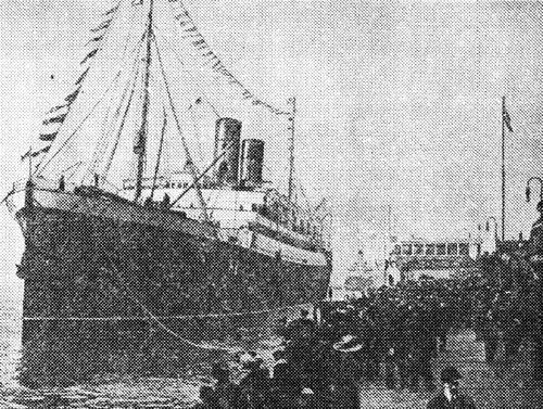 Empress of Ireland- канадский Титаник 000012